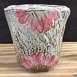 대사이즈 국산수제화분-7684|Handmade Flower pot