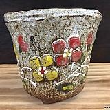 대사이즈 국산수제화분-7692|Handmade Flower pot