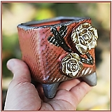 옹기종기 [924] 다육이화분 인테리어화분 수제화분 행복한꽃그릇 행복상회|Handmade Flower pot