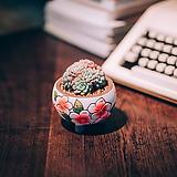 W59 시즌오브시즌 다육이화분 인테리어화분 수제화분 행복상회 행복한꽃그릇|