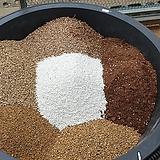 다육분갈이흙10kg산야초 동생사 휴가토 마사토 펄라이트 상토|