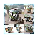 사이즈업꼬망세Ⅱ/하늘이다육화분 수제화분 인테리어화분 다육이화분 행복상회 행복한꽃그릇 DD꼬망|Handmade Flower pot