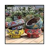 수제화분나래[화로]다육화분/인테리어화분/다육이화분/행복상회/행복한꽃그릇|Handmade Flower pot