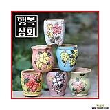 수제화분향기Ⅱ다육화분/인테리어화분/다육이화분/행복상회/행복한꽃그릇|Handmade Flower pot