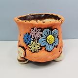 꽃이다공방 명품 수제화분 #4223|Handmade Flower pot