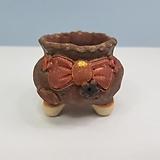 꽃이다공방 명품 수제화분 콩분 #4435|Handmade Flower pot