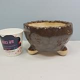 꽃이다공방 명품 대형 수제화분 #4459|Handmade Flower pot
