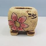 꽃이다공방 명품 수제화분 미니분 #4554|Handmade Flower pot