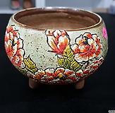 피어나手工花盆12-66(높이7/넓이8)|