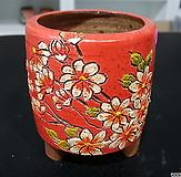 피어나手工花盆12-68(높이9/넓이7)|