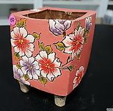 피어나手工花盆12-69(높이9/넓이7)|