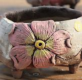 큰꽃코사지手工花盆16|