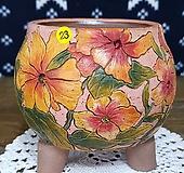 숙녀에게23 수제화분|Handmade Flower pot