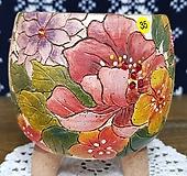 숙녀에게35 수제화분|Handmade Flower pot
