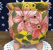 숙녀에게40 수제화분|Handmade Flower pot
