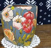 숙녀에게42 수제화분|Handmade Flower pot