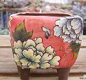 흙이야기수제화분97|Handmade Flower pot
