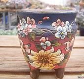 흙이야기수제화분100|Handmade Flower pot