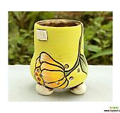 수제화분#31734|Handmade Flower pot