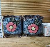 수제화분 셋트|Handmade Flower pot