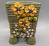 깨비수제화분  12-31|Handmade Flower pot