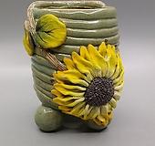 깨비 수제화분 12-32|Handmade Flower pot