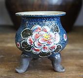 手工花盆36|Handmade Flower pot