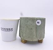 수제화분(반값할인) 54|Handmade Flower pot