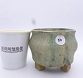 수제화분(반값할인) 50|Handmade Flower pot