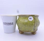 수제화분(반값할인) 60|Handmade Flower pot