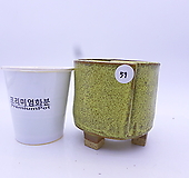 수제화분(반값할인) 59|Handmade Flower pot