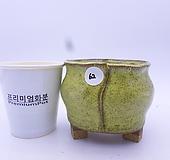 수제화분(반값할인) 62|Handmade Flower pot