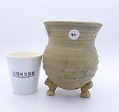 수제화분(반값세일) 160|Handmade Flower pot