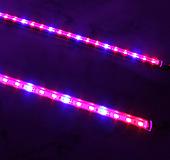 빛솔 LED바 식물생장용 2종 HB122/HB084 12W/8W|