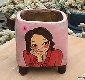 날개 수제 화분 8|Handmade Flower pot