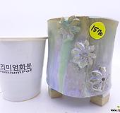 수제화분(반값특가) 1570|Handmade Flower pot