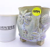 수제화분(반값특가) 1579|Handmade Flower pot
