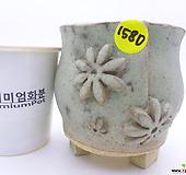 수제화분(반값특가) 1580|Handmade Flower pot