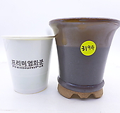 수제화분(반값할인) 3194|Handmade Flower pot