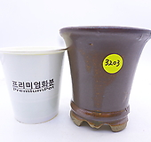 수제화분(반값할인) 3203|Handmade Flower pot