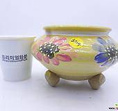 수제화분(반값할인) 3214|Handmade Flower pot