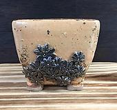 최고급작가 국산수제화분-9613|Handmade Flower pot