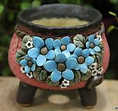 봄날공방 수제화분 주물럭분|Handmade Flower pot