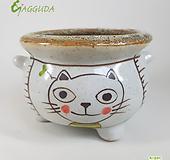 ★수제화분★수입-004708 Handmade Flower pot