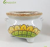 ★수제화분★수입-004847 Handmade Flower pot