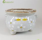 ★수제화분★수입-005109 Handmade Flower pot