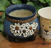 봄날 수제화분 주물럭분 Handmade Flower pot