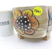 수제화분(반값할인) 741 Handmade Flower pot