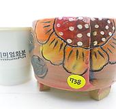 수제화분(반값할인) 738 Handmade Flower pot