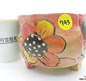 수제화분(반값할인) 743 Handmade Flower pot